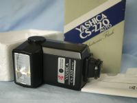 '  CS-220 ' Yashica CS-220 Boxed Camera Flash £9.99